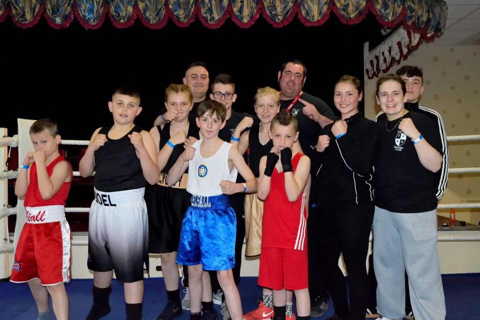 Boxing can change the lives of young people